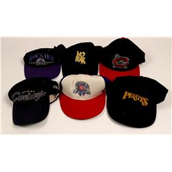 Group of Hats Owned By Barry Bonds  104113