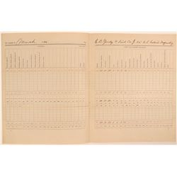 Muster Out Report for the 84th United States Colored Infantry  104532