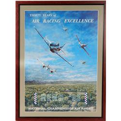 Reno Air Races Print  108562