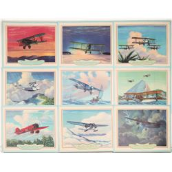 Aviation Prints of Planes of the 1900-30's  108979