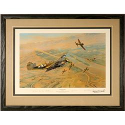 Flying Tigers art print by Robert Taylor  108553