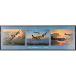 Glory of Flight lithograph by Wm. Philips  108423