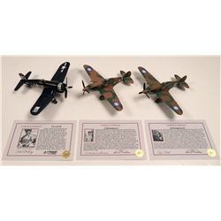 Historical Military Aircraft Desk models  108891