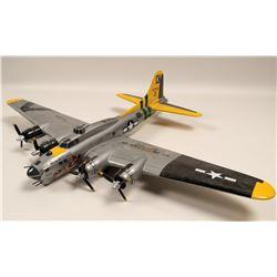 Military B-17 desk top  108887
