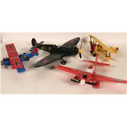 Miscellaneous Model Aircraft.  108960