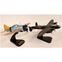 Model Airplanes - Combat Fighters (3)  108895