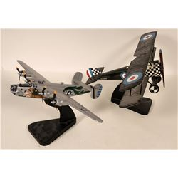 Model Airplanes WWI and WWII (2)  108898