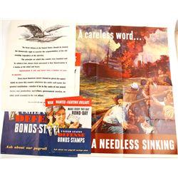 WW2 Posters (5)  89101