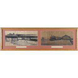 Photographs Framed (2)  98045