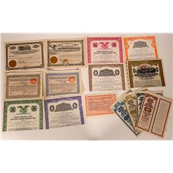 Chicago, Milwaukee & St. Paul Railway Stock & Bond Collection  107540
