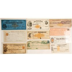 Postal History Collection from the Midwest  60920