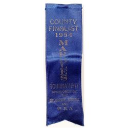 Marble / Tournament Ribbon.  100705