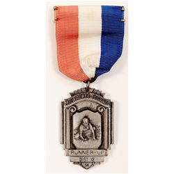 """Medal /  Marble Competition  """" """"Runner Up""""  100701"""