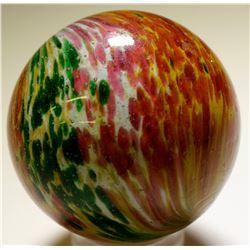 """Marble /  Large """" Paneled Onion Skin""""  100661"""