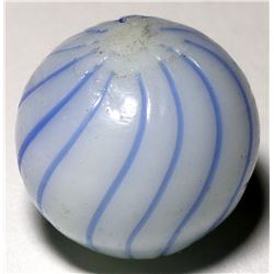"Marble / Blue Striped "" Clambroth""  100610"