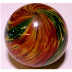 "Marble / Large Paneled "" Onion Skin w/ Mica""  100667"