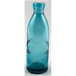 Soda Bottle / Amador County Soda Works .  30512