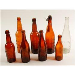 Beer Bottles &  Buffalo Brewing (8)  61453