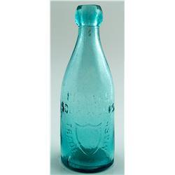 Pioneer Soda Works Bottle  29753