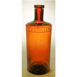 """ Castalian "" Brand / Cal. Nat. Min. Water  78867"