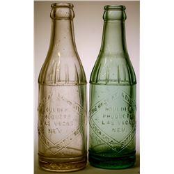 Soda Bottles / Coca Cola Bottling Co./ 2 Items.  89558