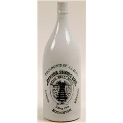 Nevada Short Line, Codd Bottle - A NEW FIND!  105800