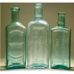 Medicine Bottles  78827