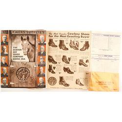 Saddles & Western Apparel Sales Catalog  88537