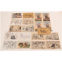 Comic Postcards  105104