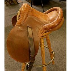Plantation saddle Kentucky roll-back  106444