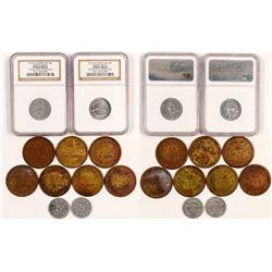 Arizona and Montana Token Collection  108370