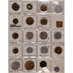 Colorado Token Collection  108827