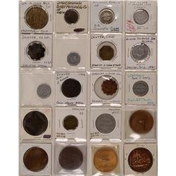 Colorado Token Collection  108828