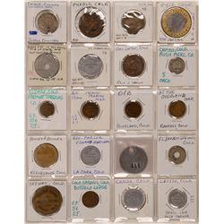 Colorado Token Collection  108829