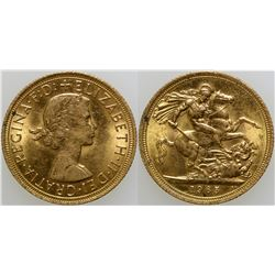 Gold Sovereign  103160