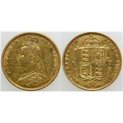 Gold Sovereign  103162