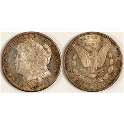 1892-CC Morgan Dollar  108131