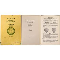 Early Half Dollar Die Variations 1794-1836 y Overton  76564