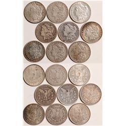 Early Morgan Dollars  109036