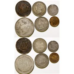 Foreign Coins (6)  103320
