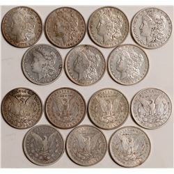 Morgan Dollar Group  109035