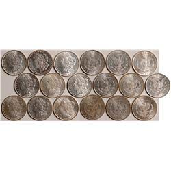 Morgan Dollars  108831