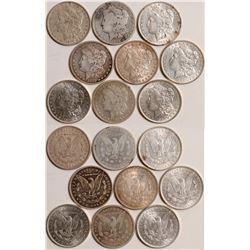 Morgan Dollars  109033