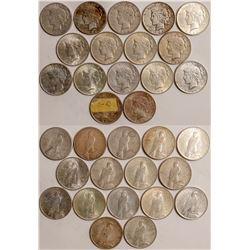 Peace Dollars  109040