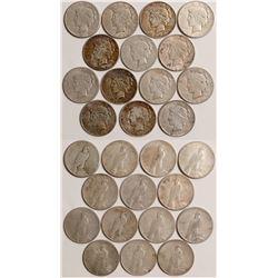 Peace Dollars  109041