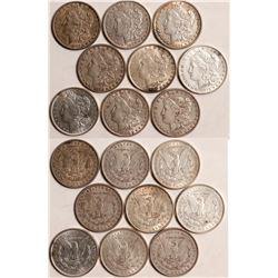 Philadelphia Morgan Dollars  108839