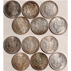 San Francisco Morgan Dollars  108838