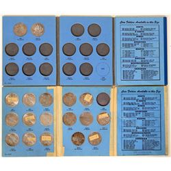 US Silver Dollar Collection  108949