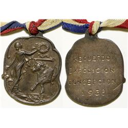 Spanish Exposition Medal  108621