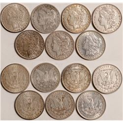 Early 1900s Morgan Dollars  108833